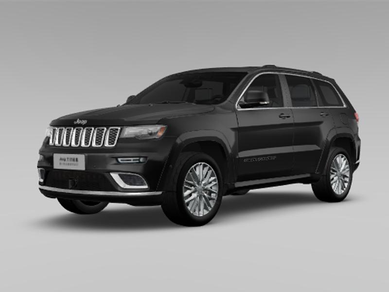 Jeep 大切诺基 2020款 3.0L 专业导航版